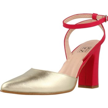Schuhe Damen Sandalen / Sandaletten Joni 15500 Rot