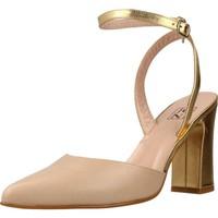 Schuhe Damen Pumps Joni TIBET Gold