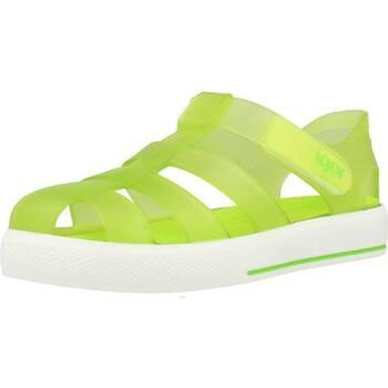 Schuhe Jungen Sandalen / Sandaletten Igor S10171 Grün