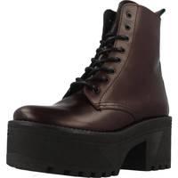 Schuhe Damen Klassische Stiefel Alpe 3920 30 Rot