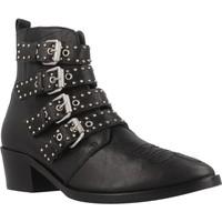 Schuhe Damen Low Boots Janet&Janet WANDA42207 Schwarz