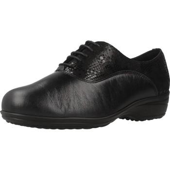 Schuhe Damen Derby-Schuhe Pinosos 7671 G Schwarz