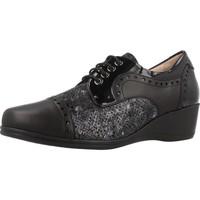 Schuhe Damen Derby-Schuhe Argenta 82643 Schwarz