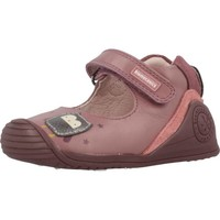 Schuhe Mädchen Ballerinas Biomecanics 181140 Rosa