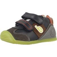 Schuhe Jungen Sneaker Low Biomecanics 181155 Blau