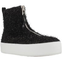 Schuhe Damen Low Boots Apepazza ICW06 Schwarz