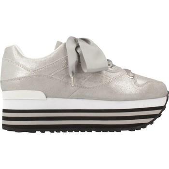 Apepazza 83013 Silber - Schuhe Sneaker Low Damen 7550