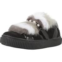 Schuhe Mädchen Sneaker Low Lulu SILUANA Schwarz