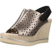 Schuhe Damen Sandalen / Sandaletten Carmela 66165C Grau