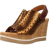 Schuhe Damen Sandalen / Sandaletten Carmela 66165C Brown