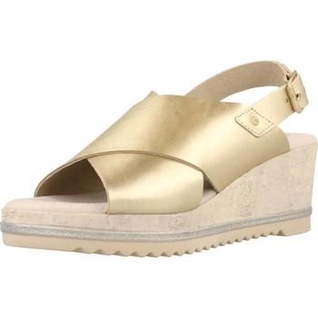 Schuhe Damen Sandalen / Sandaletten Carmela 66185C Gold