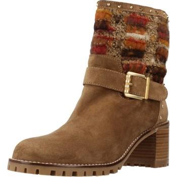Schuhe Damen Klassische Stiefel Sommits 5162 Brown