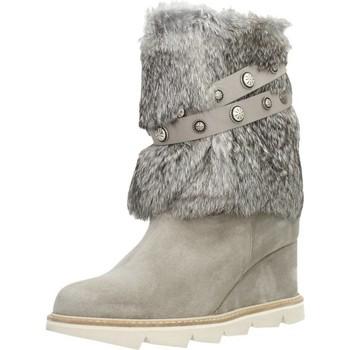 Schuhe Damen Schneestiefel Sommits 5282 ZEP45 Grau
