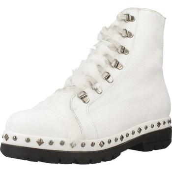 Schuhe Damen Boots Pon´s Quintana 7191 008 Weiß