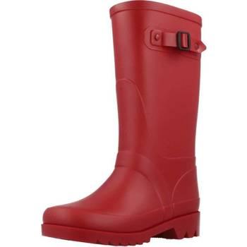 Schuhe Jungen Gummistiefel Igor W10115 Rot