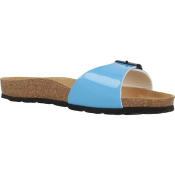 Schuhe Damen Pantoffel Antonio Miro 316601 Blau
