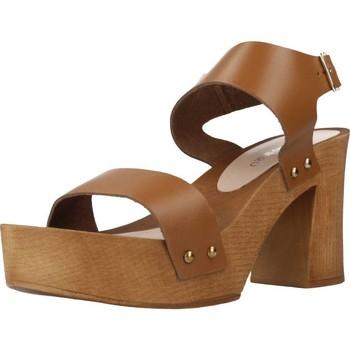 Schuhe Damen Sandalen / Sandaletten Antonio Miro 316708 Brown