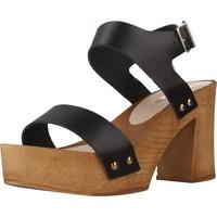 Schuhe Damen Sandalen / Sandaletten Antonio Miro 316708 Schwarz