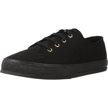 Schuhe Damen Sneaker Low Antonio Miro 326405 Schwarz