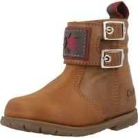 Schuhe Mädchen Boots Chicco GINKO Brown
