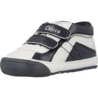 Schuhe Mädchen Sneaker High Chicco NEMIX Blau