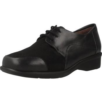 Schuhe Damen Derby-Schuhe Trimas Menorca 1288T Schwarz