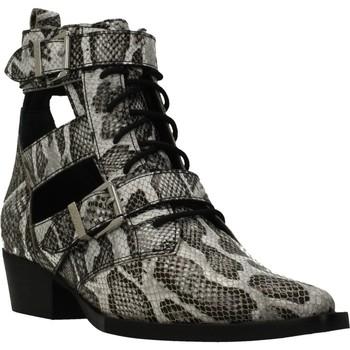 Schuhe Damen Low Boots Bronx JACKY BOOT NAPPA Mehrfarbig