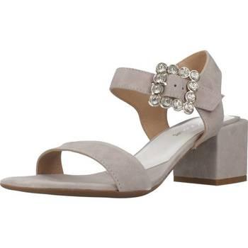 Schuhe Damen Sandalen / Sandaletten Alpe 4149 12 Grau