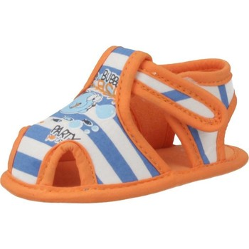 Schuhe Jungen Sportliche Sandalen Chicco ORLEAN Orange