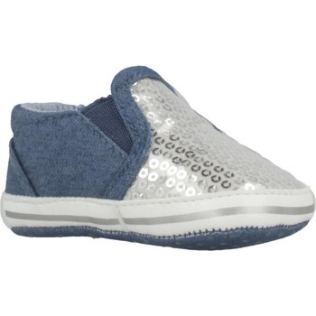 Schuhe Mädchen Slip on Chicco OCARINA Blau