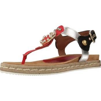 Schuhe Damen Sandalen / Sandaletten Alpe 4226 99 Rot