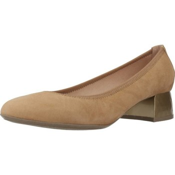 Schuhe Damen Ballerinas Hispanitas ANDROS Brown