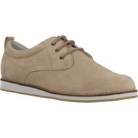 Schuhe Jungen Sneaker Low Landos 21AE17 Brown