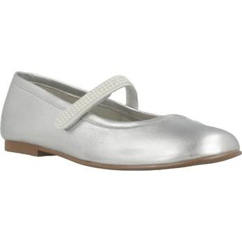 Schuhe Mädchen Ballerinas Landos 8236AE Silber