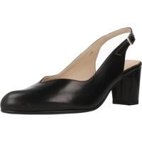 Schuhe Damen Pumps Piesanto 190229 Schwarz