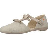 Schuhe Mädchen Derby-Schuhe & Richelieu Vulladi 7414 605 Silber