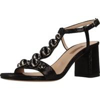 Schuhe Damen Sandalen / Sandaletten Albano 2002AL Schwarz