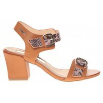 Schuhe Damen Sandalen / Sandaletten Cassis Côte d'Azur Sandales Avril Camel Braun