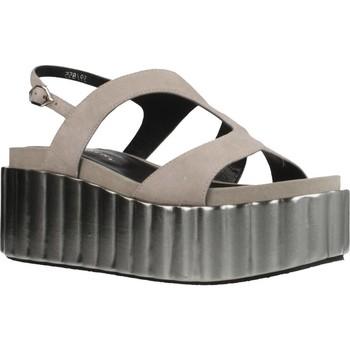 Schuhe Damen Sandalen / Sandaletten Bruno Premi BW5805N Grau
