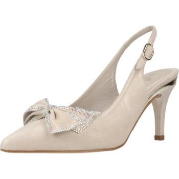 Schuhe Damen Pumps Argenta 31035 2 Beige