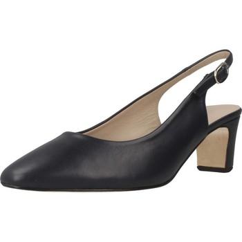 Schuhe Damen Pumps Argenta 4589A Blau