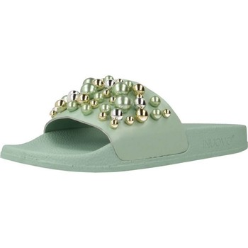 Schuhe Damen Pantoffel Inuovo 125007I Grün