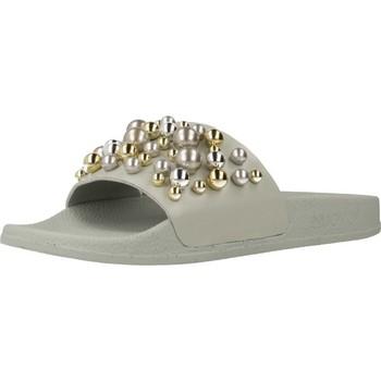 Schuhe Damen Pantoffel Inuovo 125007I Blau