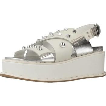Schuhe Damen Sandalen / Sandaletten Apepazza CHR03 Weiß