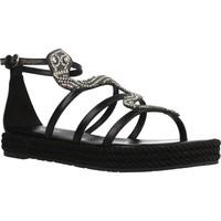 Schuhe Damen Sandalen / Sandaletten Apepazza VTN01 Schwarz