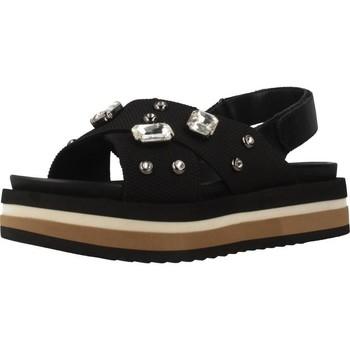 Schuhe Damen Sandalen / Sandaletten Weekend 11077W Schwarz