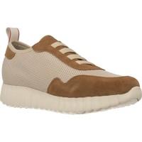 Schuhe Damen Sneaker Low Weekend 11150W Brown