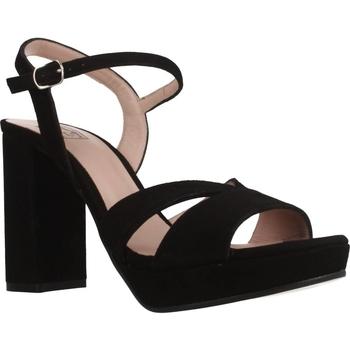 Schuhe Damen Sandalen / Sandaletten Joni 16283J Schwarz