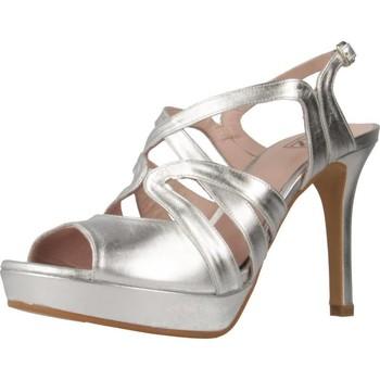 Schuhe Damen Sandalen / Sandaletten Joni 88212 Silber