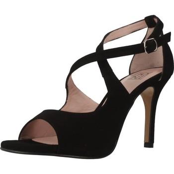 Schuhe Damen Sandalen / Sandaletten Joni 16403J Schwarz
